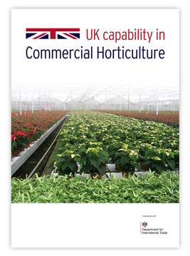 UK Capability in Commercial Horticulture