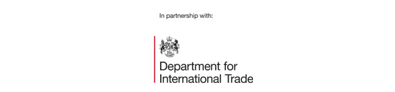 Inpartnership with: Dept. for Int. Trade